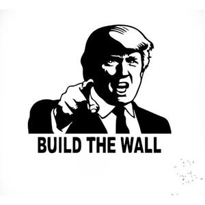 Toptan Vinil Çıkartmaları Araba Çıkartmaları Cam Çıkartmaları Çizikler Çıkartmalar Duvar Die Kesim Tampon Aksesuarları Jdm Donald Trump ...
