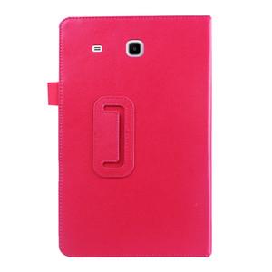 1pz per Samsung Tab E 9.6 T561 Custodia in pelle PU per Samsung GALAXY Tab E 9.6 T560 SM-T560 Custodia