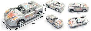 Игрушка автомобилей Спорт карты игрушки Ride On автомобиля 35pcs Лот вытягивает назад Мини автомобилей Игрушки Детские игрушки гоночный автомобиль мини-автомобиля Полицейская машина Пожарная машина Рисунок