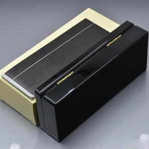 Marker MB stylo boîte avec les papiers d'édition manuelle et bois noir boîte stylo pour stylo MB