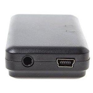 3.5mm Sem Fio Bluetooth Música A2DP Stereo HiFi Áudio Dongle Adaptador Receptor