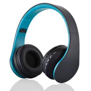 Andoer LH-811 4 en 1 Bluetooth 3.0 + EDR Casque Casque sans fil avec lecteur MP3 Radio FM Micphone pour téléphones intelligents PC V126