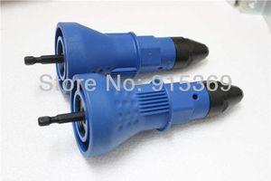 300 pcs pop rivet kit CORDLESS DRILL RIVETER ADAPTATEUR sans fil rivetage adaptateur 3/16 4.8mm 5.0mm / électrique pistolet à riveter