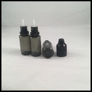 Childproof Tamper 캡과 바늘 팁 10 ml E 액체 병 Plastic Eye Dropper 병 Dropper Bottle