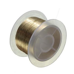 Qualità eccellente 100 m Golden Molibdeno filo linea di taglio con cavo Tool Handle Bar per Iphone LCD Screen Separator ordine $ 18no track