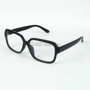 Gözlük Dükkanı Moda Optik Çerçeve Retro Gözlük Çerçeveleri Şeffaf Lens Radyasyon Koruma Bilgisayar Gözlük 20 adet / grup Ücretsiz Gönderi