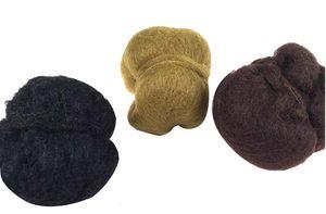 2017 de Alta Qualidade Ultrafino Invisível Elastic Hair Net Peruca De Malha / Peruca / Extensão Do Cabelo Hairnet Proteção Preta Marrom Cor de Ouro