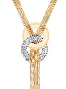 콜리어 femme 패션 롱 목걸이 여성 술 목걸이 펜던트 핫 체인 목걸이 Bijoux Crystal Statement Necklace 2015