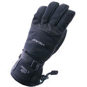 Envío al por mayor-libre Guantes de esquí térmicos impermeables de cabeza profesional para todo clima para hombres Motocicleta deportes de invierno impermeables al aire libre