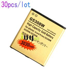 30 шт. / Лот 3030 мАч EB-BG530BBC золотой запасной аккумулятор для Samsung Galaxy Grand Prime G5308W G5309W G5306W G530 G8309W батареи Батареи