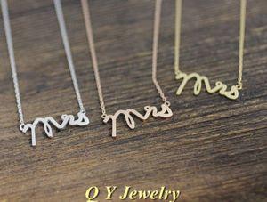 도매 파인 쥬얼리 히피 세련된 편지 부인 목걸이 Boho 긴 얇은 체인 목걸이 여성을위한 결혼 선물 목걸이 2015 Collares