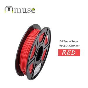 NW 0.5kg гибкая резиновая 3D пластиковая нить для печати принтера FDM 3D, 3D печатная гибкая нить