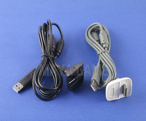 USB 충전기 빠른 충전 케이블 코드 키트 Microsoft 용 Xbox 360 용 무선 컨트롤러 콘솔 배터리