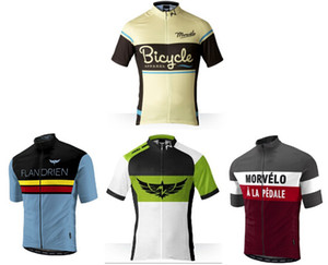 Maglia da ciclismo manica corta Morvelo 2019 / Abbigliamento da ciclismo / ciclismo maglia MTB p2