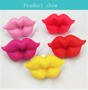 Baby Pacifier Chuepta Food Grade Silicone Nipples for Infant Teeth Soother Lips Kiss Shape Baby Pacifiers Gift