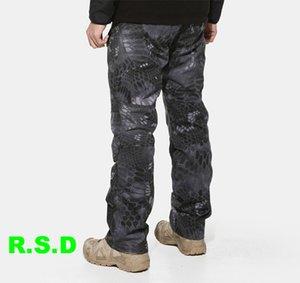 Atacado-Kryptek typhon camo calças de caça, TACTICALcombat de carga IX7 calças