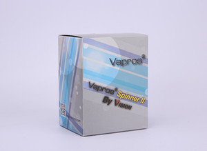 100% Genuine Vision Spinner 2 vision spinner II 1650mAh Ego twist 3.3-4.8V batteria a tensione variabile regalo Chrismas