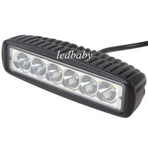 1550LM Мини 6-дюймовый 18W 6 x 3 Вт CREE LED Bar Work Light как Worklight / Прожектор / Spot Spot для катания на лодках / Охота / Рыбалка