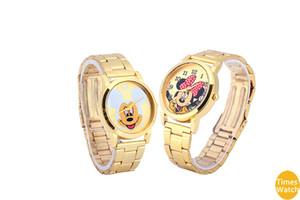 orologi di lusso per bambini Orologi Quadrante regalo al quarzo Ore standard Orologio classico in acciaio inossidabile