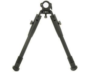 Scope Bipop Tactical Aluminium Low-Profile Universal Faltbares Klemm-Zweibein für die meisten 11-19mm FÄSSER für die Jagd CL17-0007
