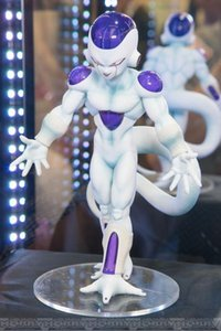 Anime Action Figure Dragon Ball Z Estrelas Super Master Piece A Freeza PVC Boneca Modelo Toy 18 CM