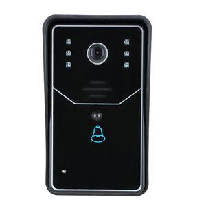 WiFi Doorell 무선 스마트 비디오 도어 벨 홈 개선 비주얼 도어 링