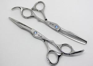 6,0 дюймов Профессиональные пакеты для парикмахерских волос, комбинация инструмента для резания волос