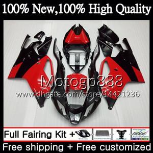 Karosserie Für Aprilia RSV1000R Mille RSV1000 RR 03 04 05 06 03 06 2PG8 Werksrot RSV 1000R 2003 2004 2005 2006 RSV1000RR 06 Verkleidung Karosserie