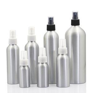 30ML 리필 알루미늄 분무기는 금속 빈 향수 병 에센셜 오일 병 여행 화장품이 도구를 포장 스프레이 병 스프레이