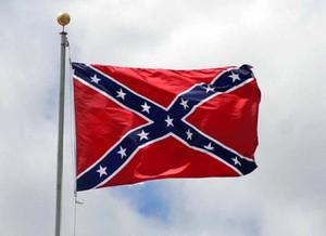 Bandeira confederada BANDEIRAS DO SUL DA BATALHA DOS EUA BANDEIRA DA GUERRA CIVIL DO REBEL Bandeira de batalha para o exército da Virgínia do Norte