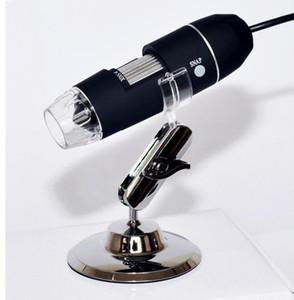 Nouveau Mega Pixels 1000X 8 LED USB Caméra Endoscope Microscope Numérique Microscopio Loupe Z P4PM