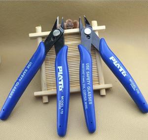 Plato 170 Flush Cutter Drahtschneider Nipper Mini Zangenklemme Schneidescheren Werkzeug Für DIY RDA heizwendel docht rebuildable Zerstäuber Vape DHL