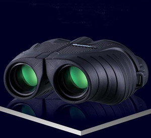 Yüksek kez su geçirmez taşınabilir dürbün teleskop turizm optik açık spor mercek dürbün gece görüş kızılötesi A5