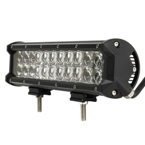 12 인치 Osram 120W LED 작업 조명 바 오프로드 조명 운전 램프 스팟 홍수 콤보 4D Barre LED 4X4 ATV SUV 트럭 보트 램프