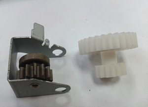 RF5-2409-000 RS6-0348-000 Arm engrenagem de giro PARA Laser Jet 5000 5100 fusor da impressora engrenagem dirigir engrenagem braço oscilante RF5-2409
