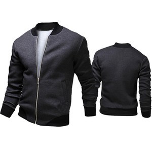Fall-2015 Fashion  Casual Bomber Jacket Men Outdoor Coats Veste Homme jaqueta Moleton Masculina Chaqueta Hombre Casaco A90