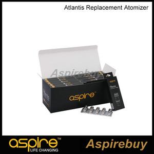 Aspire Véritable Atlantis Coil 0,3 0,5 1,0 ohm SUB OHM Aspire BVC bobine pour Aspire Atlantis cuve / Atlantis 2 Tank
