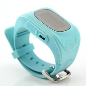 Smart Kid Safe GPS Tracker Watch Wrist watch SOS Call Location Finder Locator Tracker for Kid Child Anti Lost Monitor Baby Son Gift