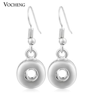 Gingersnaps boucle d'oreille 12mm Small Snaps Buttons Bijoux Boucle D'oreille Tendance Bijoux Interchangeable (VK-004)
