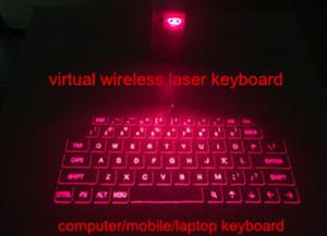 2015 clavier laser et souris sans fil Bluetooth innovante pour mobile,ordinateur,ordinateur portable via une Bluetooth USB
