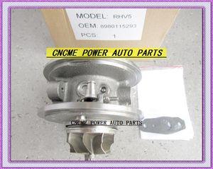 TURBO Cartouche CHRA RHV5 8980115294 8980115295 8980115296 Turbocompresseur Pour ISUZU D-MAX Pour HOLDEN 3.0L Rodeo Colorado 4JJ1T 4JJ1-TC 163HP