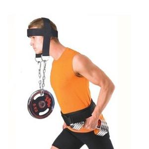 Head Harness Gürtel Nacken Weidet Lifting Strengh Übung Strap Fitness Gewichte Kopf Nylon