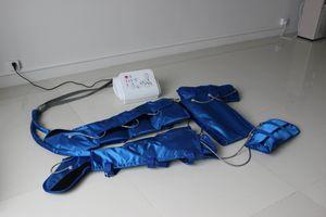 pressotherapy linfático profissional da drenagem da fábrica para o uso home da máquina da pressotherapy da perda de peso