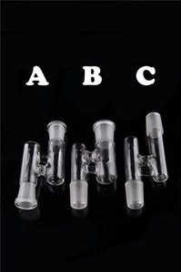 Em estoque 14 milímetros tigela 18 milímetros tigela de vidro do sexo feminino de vidro do sexo masculino para narguilé Acessórios para Bong fumadores sondas dab inebriantes