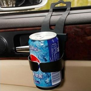 Schwarz lagerung halter für outdoor-auto trinken rack kunststoff resuable umweltfreundliche snacks steht heißer verkauf 3 35bk b