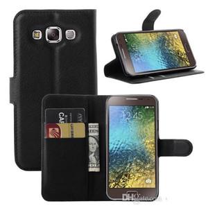 Per Samsung Galaxy S6 G9200 Flip Wallet Custodia in pelle per carte di credito