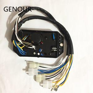 Регулятор 450V 680uf напряжения тока 186f AVR disel автоматический, тепловозные линии регулятора 14 AVR генератора 5KW трехфазные