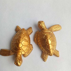 Gold Turtles Tortoise Lighter Butane Metal Cigarette Smoking lighter NO Gas For Tobacco Hand Pipes Accessories Tools