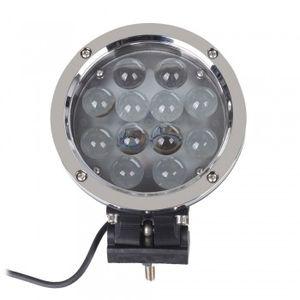 7 polegadas de 60W LED Trabalho nevoeiro Focos / Flood feixe para o caminhão offroad uso 12pcs * 5W CREE LEDs IP67 5100LM LED de condução
