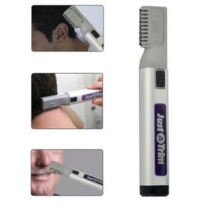 Akku-Haarentferner-Fehler-Korrektur-Trimmer nur ein Trimmbatteriebetrieben betriebener Bang-Schneiden Mode Cut Professional Barber Clipper-Salon